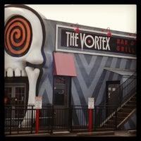 Photo taken at The Vortex Bar & Grill by Des M. on 12/15/2012