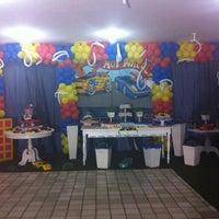 Photo taken at Magic Play Recepções by Lisandra B. on 2/22/2013