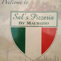 Photo taken at Sal's Pizzeria by Mary P. on 7/22/2013