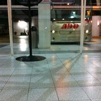 Photo taken at Terminal de Autobuses ADO by Rodrigo B. on 4/11/2013