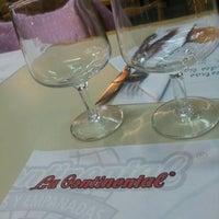 Photo taken at La Continental by Natalia Gil de Fainschtein D. on 3/20/2013