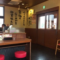 Photo taken at 北海道らぁめん 伝丸 津乙部店 by Yoshiyuki .. on 11/27/2016