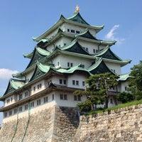 Photo taken at Nagoya Castle by gdestiny on 7/11/2013