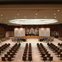 Photo taken at United Nations by Andrei B. on 5/21/2013