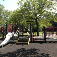 Photo taken at J J Carty Playground by Anibal N. on 8/7/2013