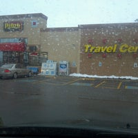 Photo taken at Pilot Travel Center by Nora E. on 3/25/2013