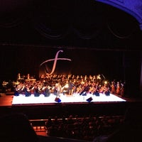 Photo taken at Teatro Popular Melico Salazar by Silvia J. on 9/23/2012
