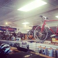 Photo taken at BCS Bicycles by Joseph P. on 10/4/2013