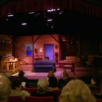 Photo taken at Little Theater of Virginia Beach by Duffee M. on 2/1/2015