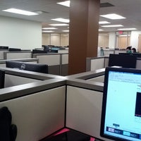 Photo taken at Union Computer Lab by Duffee M. on 12/5/2012