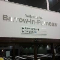 Das Foto wurde bei Barrow-in-Furness Railway Station (BIF) von Sifte A. am 12/28/2012 aufgenommen