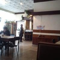 Photo taken at Бирария Оборище by Жана К. on 11/1/2013