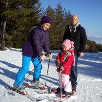 "Photo taken at Ски писта ""Кулиното"" by Жана К. on 12/29/2013"