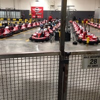 Photo taken at Pole Position Raceway Corona by Brittney G. on 12/30/2013