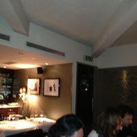 Photo taken at Galvin Bistrot de Luxe by Fergus C. on 2/9/2013