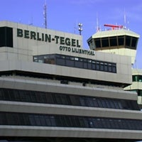 Photo taken at Berlin Tegel Otto Lilienthal Airport (TXL) by Polina P. on 11/21/2012