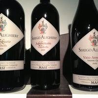 Photo taken at Serego Alighieri Wine by Werner B. on 7/4/2013