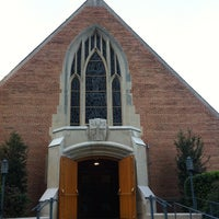 Photo taken at St. George Episcopal Church by Zeynep A. on 7/21/2013