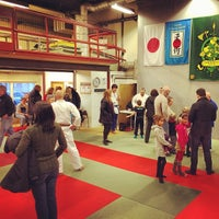 Photo taken at Musubi Dojo by Johan M. on 1/19/2014