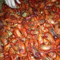 Photo taken at Kjean Seafood by Leah P. on 5/4/2013