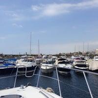 Photo taken at La Marina JK by Elio M. on 7/5/2014