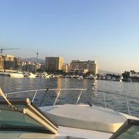 Photo taken at La Marina JK by Elio M. on 9/10/2016