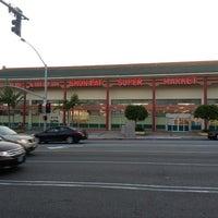 Photo taken at Shun Fat Supermarket by Peter R. on 4/17/2014