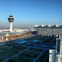 Снимок сделан в Мюнхенский международный аэропорт им. Ф.-Й. Штрауса (MUC) пользователем Peter R. 3/16/2013
