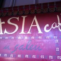 Photo taken at Asia Cafè by Elisa A. on 2/16/2013