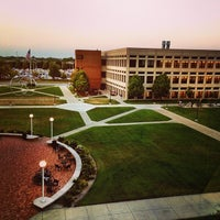 Photo taken at IUPUI:  University Library (UL) by Cassandra C. on 9/6/2013