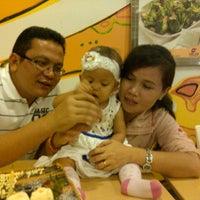 Photo taken at Balai Pengobatan & Rumah Bersalin PT. Bukaka by Todo S. on 10/18/2012
