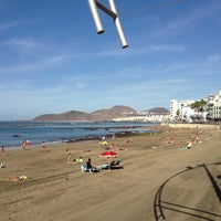 Photo taken at Brisamar Canteras by Felix R. on 1/7/2013