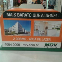 Photo taken at MRV PLANTÃO SHOPPING PLAZA by Carlos J. on 8/25/2013