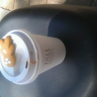 Photo taken at Glow Espresso by walkabout71/andrew g. on 10/24/2012