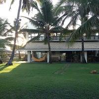 Photo taken at Mar Brasil Hotel Salvador by Roberto G. on 4/2/2013