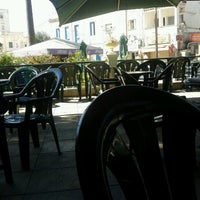 Photo taken at Café Oasis by 3L! A. on 10/18/2012