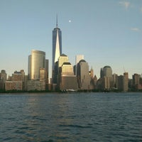 Photo taken at NY Water Taxi - Night Tour by Meredith F. on 5/30/2015