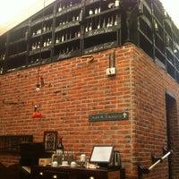Photo taken at Bistro y Vinos by Ricardo d. on 10/28/2012