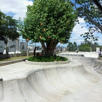 Photo taken at Complex Skatepark by Masami M. on 12/22/2012