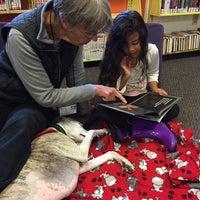 Photo taken at Santa Cruz Public Libraries Downtown Branch by Bernadette C. on 11/22/2014