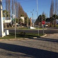 Photo taken at San Vicente de Tagua Tagua by Juan Eduardo T. on 7/21/2015