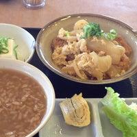 Photo taken at めし処 いも膳 泉大津店 by Masato I. on 7/31/2013