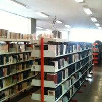 Photo taken at Biblioteca FES Acatlán by Ivette R. on 5/24/2013