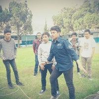 Photo taken at SMA Angkasa Bandung by Rizky E. on 12/20/2015