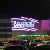 Photo taken at Riverwind Casino by Raymundo on 3/8/2013