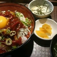 Photo taken at もつ真路 西新宿7丁目店 by teriyaki on 8/26/2016