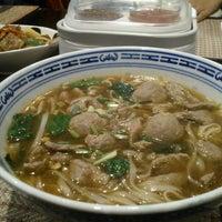 Photo taken at Tab-Tim Thai by Marcella B. on 11/28/2014