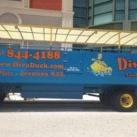Photo taken at DivaDuck Amphibious Tours by Zak K. on 7/7/2013