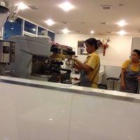Photo taken at Iris Cafe by Tony C. on 8/28/2014