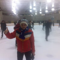 Photo taken at West End Ice Rink by Andreas L. on 11/27/2012